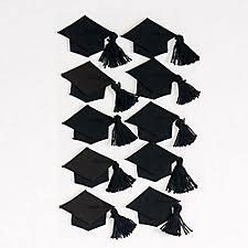 graduation cap stickers stickers paper source