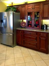 Particle Board Kitchen Cabinets Marble Countertops Bargain Outlet Kitchen Cabinets Lighting