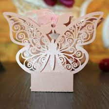 butterfly gift box decorations butterfly gift box