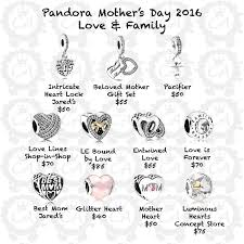 s day charms pandora s day 2016 comprehensive preview and prices