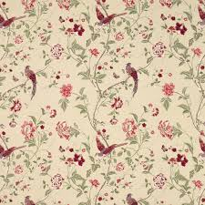 montague ruby feather fabric