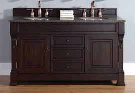 Bathroom Vanity Base Cabinet by Darby Home Co Bedrock 60