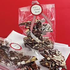 food gift ideas cran almond bark recipe myrecipes