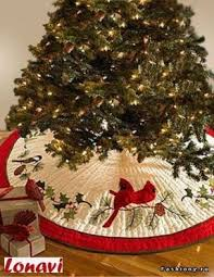 designer tree skirts foter