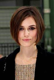 mid lenth beveled haircuts medium length hairstyle to hide double chin on women new hair