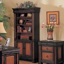coaster chomedy 4 shelf elegant two tone bookcase in black and