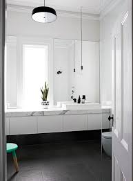 Bathroom White And Black Interior by Best 25 Carrara Marble Bathroom Ideas On Pinterest Marble