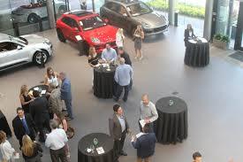 Floor Plan Car Dealership by Braman Motorcars Opens Up New Porsche Facility