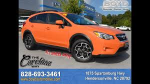 orange subaru forester u16678 2014 subaru cross trek tangerine orange youtube