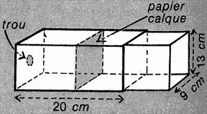 fabriquer une chambre observer taches solaires clipses et v nus fabriquer une chambre