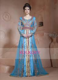 color designer and dark pink color designer partywear dubai dress moroccan style