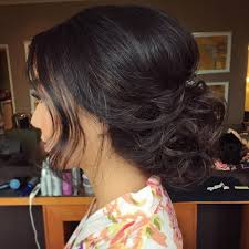 pin up hairdos long black hair 60 easy updo hairstyles for medium length hair in 2018
