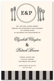 Dinner Party Invitations Formal Dinner Party Invitations Cimvitation