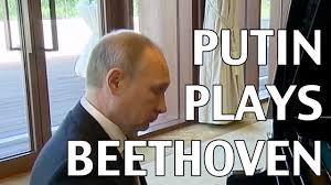 Beethoven Meme - putin plays beethoven youtube