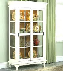 curved corner curio cabinet contemporary curio cabinets miller curio cabinet contemporary curved