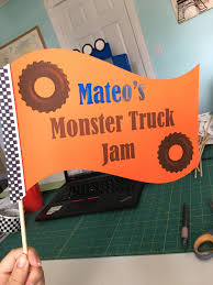 prince george monster truck show themed parties work craft balance