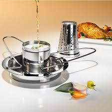 cuisine design rotissoire rôtissoire de poulet avec récipient arômes pas cher pro idee