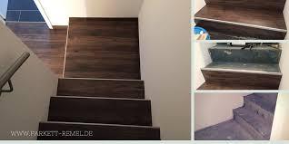 treppen laminat verlegen bodenrenovierung laminat verlegen über zwei etagen