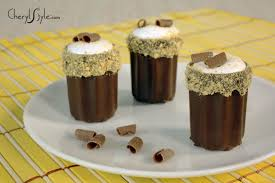 where to buy chocolate dessert cups frosting filled chocolate party cups recipe dessert cups