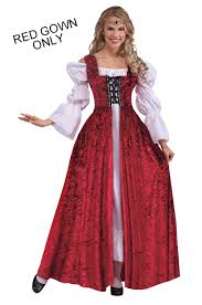 Tudor Halloween Costumes Renaissance Maiden Fancy Dress Costume Medieval Ladies Tudor