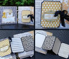 handmade scrapbook albums mini scrapbook album handmade mini album by shereenaftab idee
