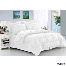 8 piece manhattan lights collection bed in a bag comforter set