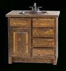 Barnwood Bathroom Vanity Bathroom Sawn Pine Vanity Rustic Furniture Malltimber
