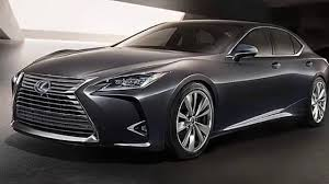 new lexus ls 2017 exclusive the all new 2018 lexus ls youtube
