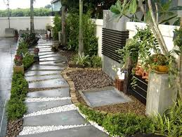 Backyard Landscaping Ideas by Garden Ideas On A Budget Garden Design Ideas