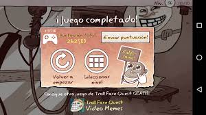 Juegos De Memes Trollface Quest - soluciones troll face quest classic el juego troll del momento