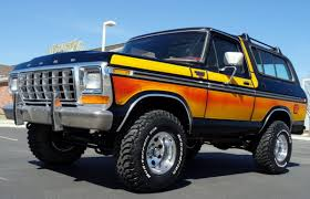 How Much Is The 2016 Ford Bronco Here U0027s Your Chance To Own The Perfect U002770s Ford Bronco Maxim