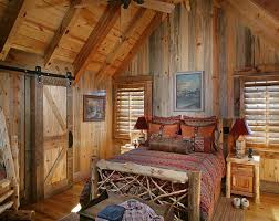 Rustic Barn Homes 25 Bedrooms That Showcase The Beauty Of Sliding Barn Doors