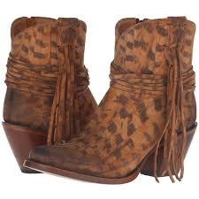 Brown Fringe Ankle Boots Best 20 Ankle Cowboy Boots Ideas On Pinterest Rodeo Houston