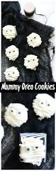 mummy oreo cookies perfect for halloween simply being mommy