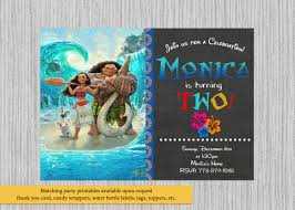 office depot invitations printing printed or digital chalkboard moana birthday invitations