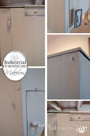 industrial furniture makeover country design style