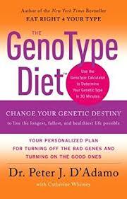 the genotype diet change your genetic destiny to live the longest