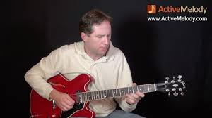 rockabilly carl perkins style guitar lesson ep024 youtube