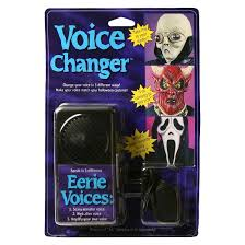 Soul Taker Halloween Costume Halloween Voice Changer Target
