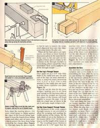cabinet makers workbench plans workshop solutions projects tips