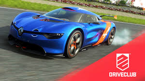 renault alpine a110 50 driveclub redline expansion pack alpine a110 50 youtube