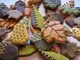 25 best thanksgiving cookies images on