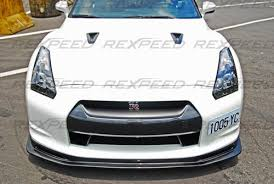 695 best z and gt images on rexpeed carbon fiber front lip splitter ts style nissan gt r 09 11