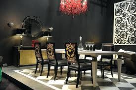 versace dining room table versace dining chairs createcustomcards info