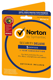 norton security deluxe 3 0 1 user 5 devices 12 months pc mac