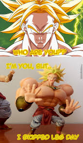 Broly Meme - broly memes best collection of funny broly pictures