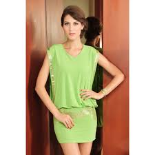 fancy dress with rivets green on storenvy
