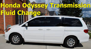 honda odyssey transmission issues automatic transmission fluid atf drain and fill honda odyssey