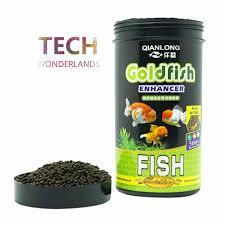 new aquarium ornamental fish feed goldfish food enhancer color