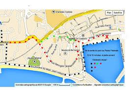 Cannes Map by Magnifiqu Vue Mer 500 M Plage Luxe Apartments For Rent In Cannes